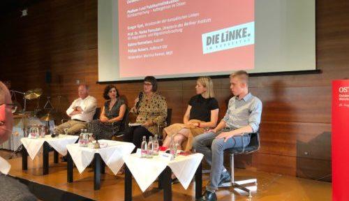 DDR-Erbe im Wahlkampfmodus