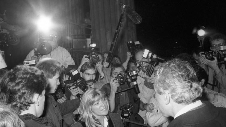 Journalismus nach dem Mauerfall: Die Medien-Wende