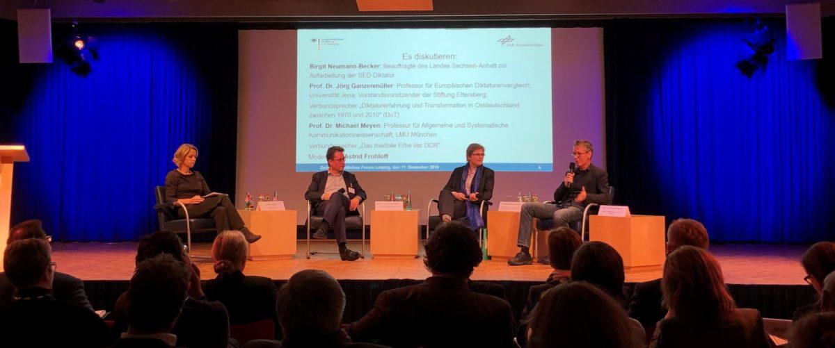Lückenforschung: BMBF-Tagung zur DDR-Forschung